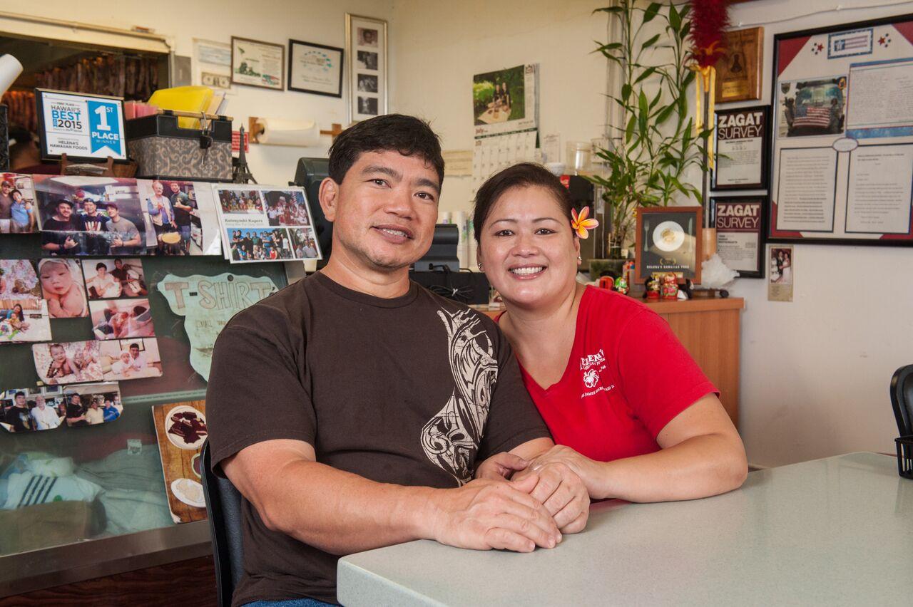 Helena's Hawaiian Food   Serving great Hawaiian food since 1946!
